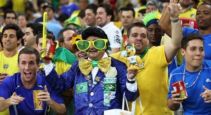 Copa confirmará estereótipo Brasileiro